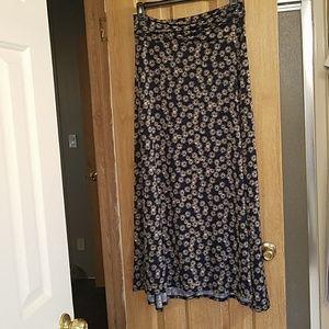 Maxi skirt/ dress
